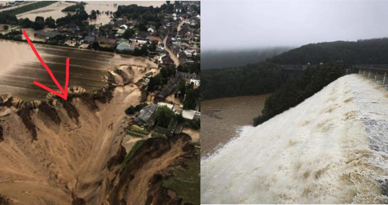 """""""Потоп століття"""": вода забрала життя більше 120 людей, декілька хвилин тому утворилась велика пропасть…"""