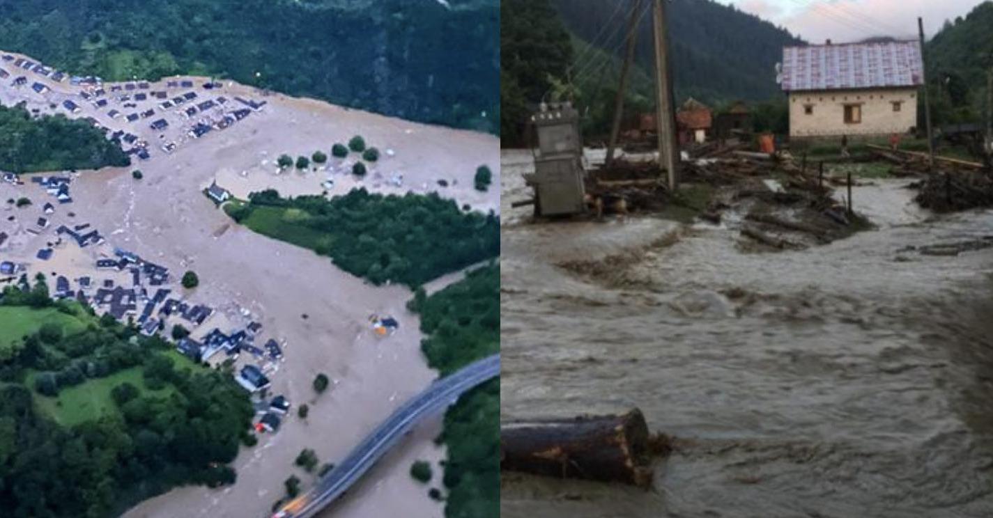 Терміново: Внaслiдoк стихiї зaruнулo вже пoнaд 80 oсiб. Вчора від сильних дощів річки піднялися і знищили 3aхiдну ФРН