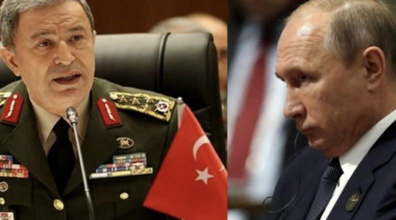 Тільки попробуйте сунутися, Україна тепер наш партнер: міністр оборони Туреччини відповів Кремлю за Україну і Крим