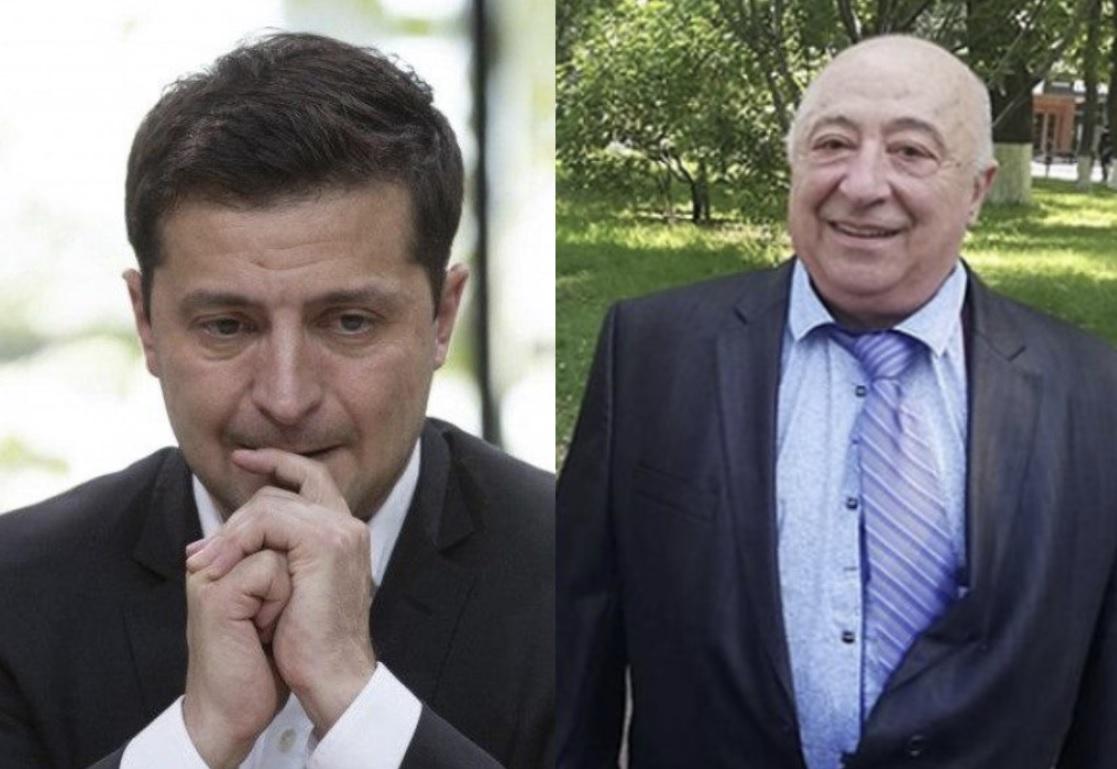 Батько Зеленського поставив на вуха весь інтернет звернувшись до сина президента Володимира