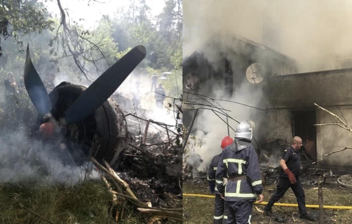 Не вижив ніхто. 15 хв хвилин тому на Прикарпатті впав літак на житловий будинок. На борту літака знаходився відомий українець