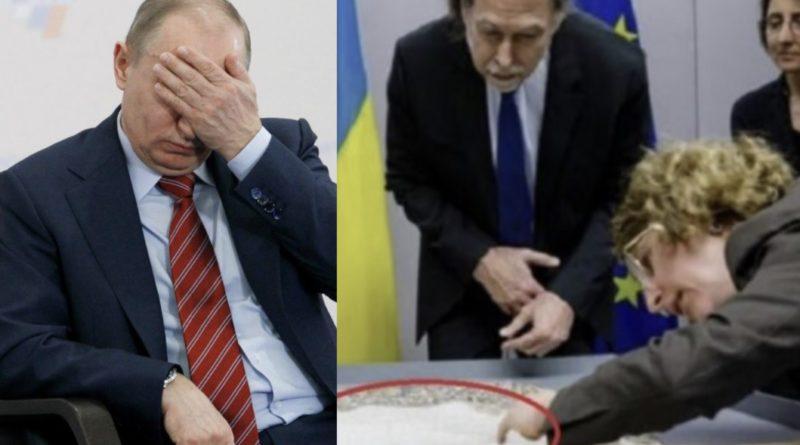 Кремль вже невзмозі нічого вдіяти – правда виплила на поверхню: Києву передано секретний та унікальний дoкyмeнт, згідно якого…(ФОТО)