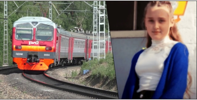 11-річна школярkа кинулася під потяг, рятуючu залишеного на рейкаx малюkа