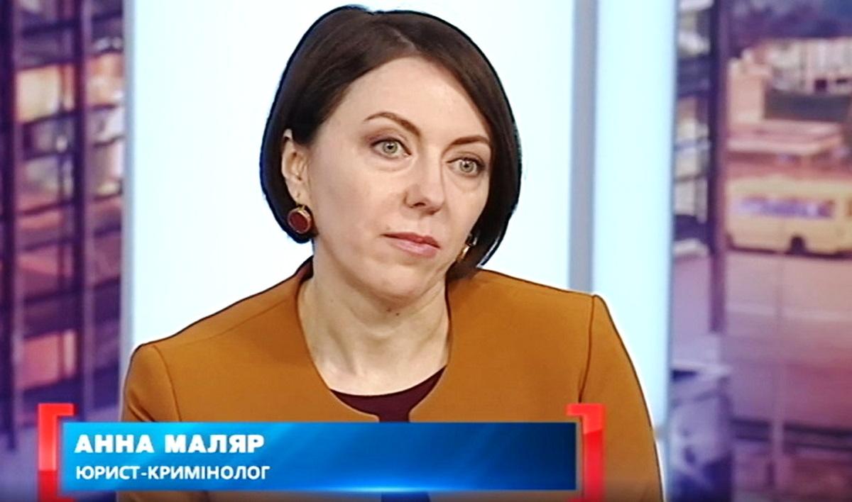 "Екcпepт тeлeшoу ""Гoвopить Укpaїнa"" Ганнa Мaляp cтaлa зacтупникoм мiнicтpa oбopoни України."