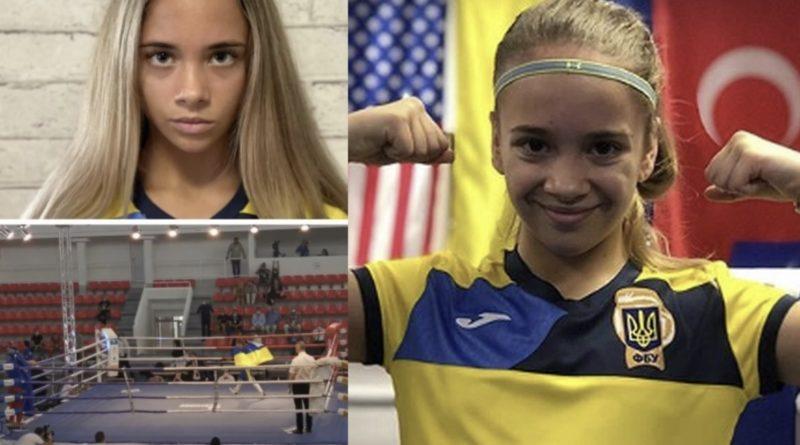 Гордість за Україну: Гляньте, що зробила 13-річна українка після перемоги над росіянкою прямо на рингу