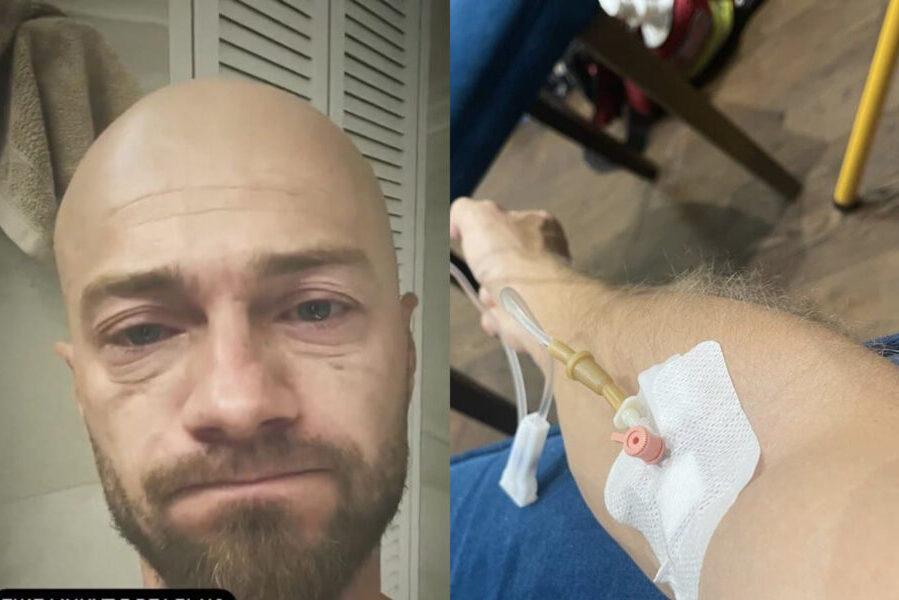 """""""Така помилка може коштувати життя"""": Влад Яма потрапив до лікарні в результаті гострої алергічної реакції…"""