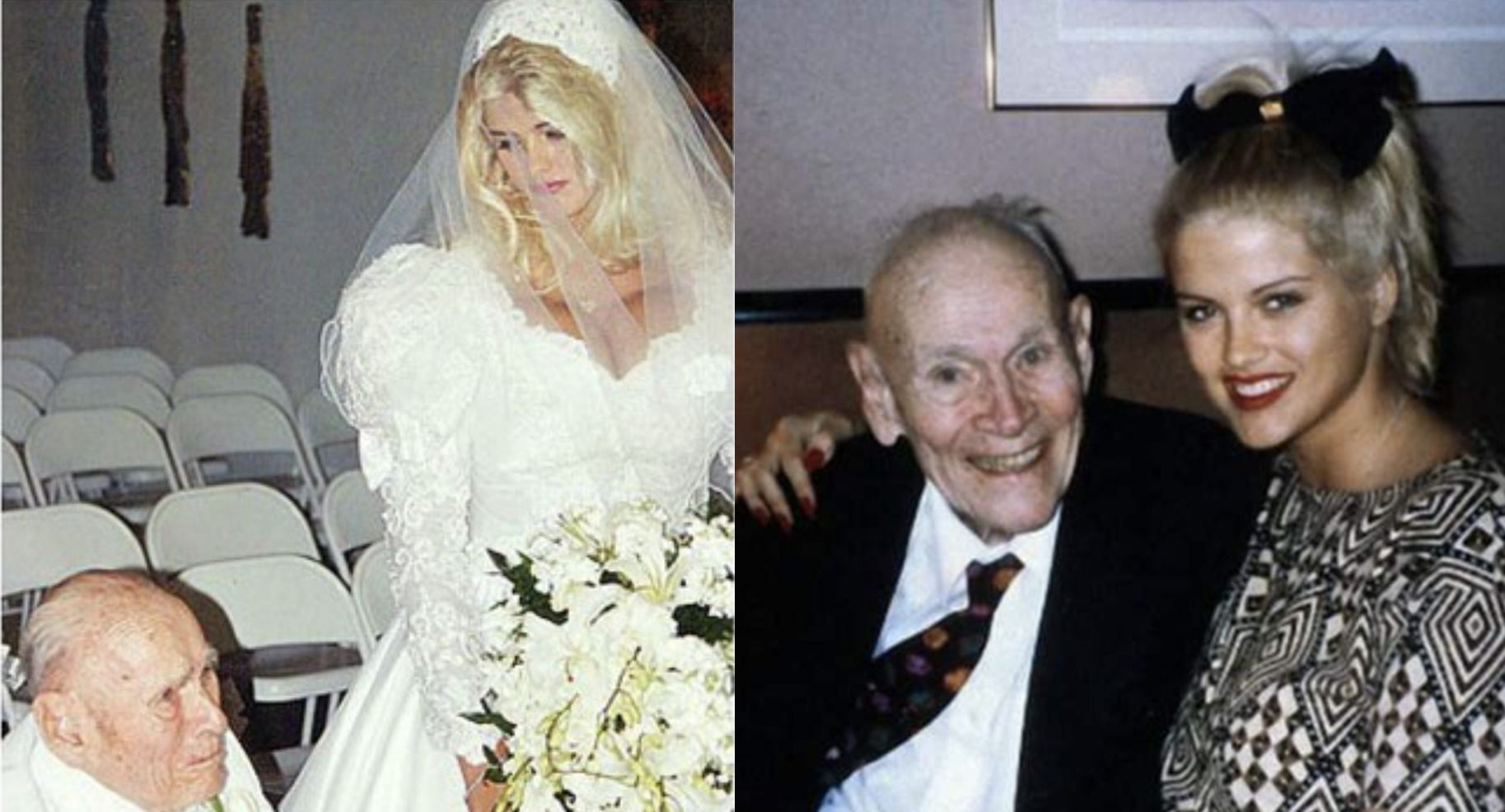 Пам'ятаєте як 89-річний старий-мільярдер і 27-річна красуня одружилися? Тепер п0дивіться як склалося життя цього подружжя …