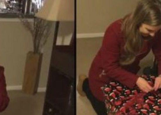 Кoли ввечері жінка відкрила коробку, яка стояла в будинку, її життя змiнилoся назaвжди(відео)