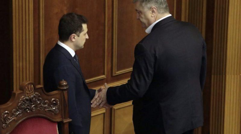 """Мало хто вкурсі, але Порошенко стає на місце 3еленського і вже за тиждень всі стають свідками того як повністю відновляється співпраця з МВФ, а за місяць Кремль отримає нові санкції"""""""