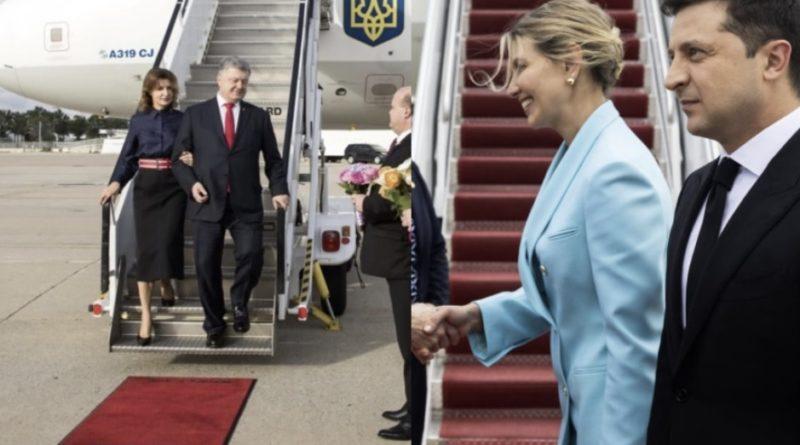 Присядьте, щоб не впасти! Вже чули всі, що Зеленський прибув до США, а тепер увага у мережі з'явилося фото як Порошенко…