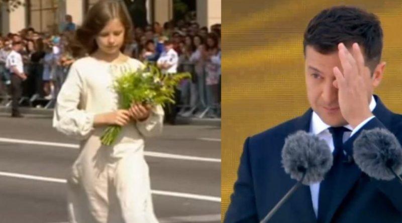 Вона довела до сліз: ніхто і не здогадується, що дівчинка, яка під час параду розчулила президента, виявилася..