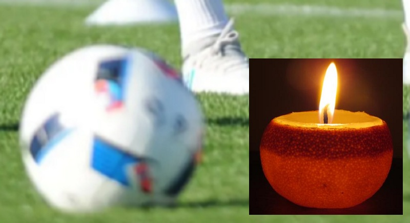 Знепритомнів та впав на траву! Під час футбольного матчу помер молодий український футболіст (ФОТО)