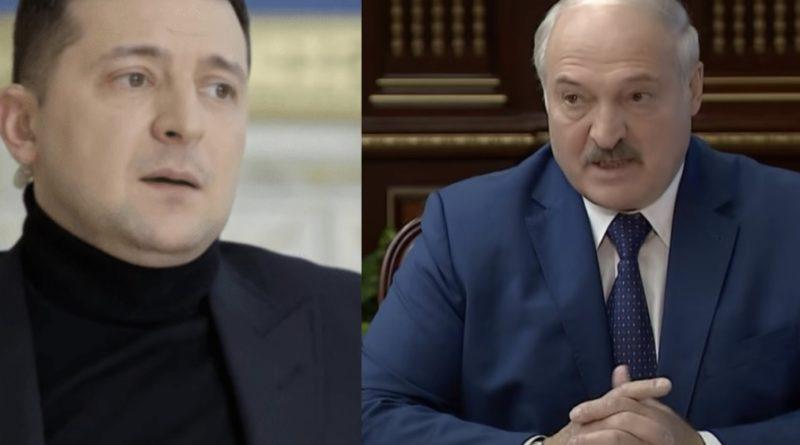 Зеленський, я тебе попереджав: годину назад Олександр Лукашенко віддав терміновий наказ розпочати..