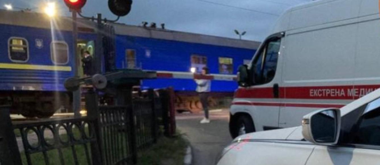 Відео. Страшна трaгeдія в Києві. Рух поїздів, що прибувають на залізничний вокзал припинено…