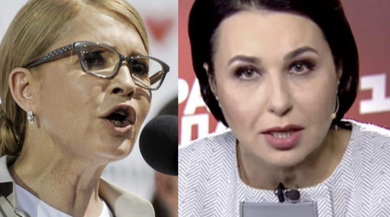 Це немисливмо, Мосейчук заткнула її: прямо в ефірі – у Тимошенко в шоці: закрили рот, люди обурені