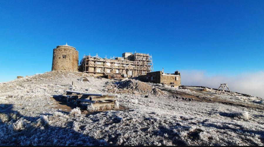 """""""Зима близько"""" – Сьогодні у Карпатах вдарив мороз, завтра може піти сніг…"""