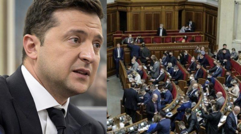 Пухлина, яка тягне Україну на ДНО: Прямо в Раді – депутати видали страшну правду від чого Зеленський просто в ауті
