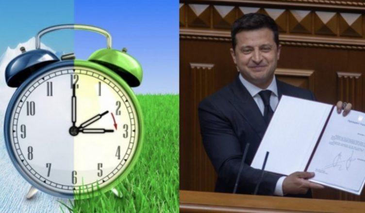 Негайно скасувати сезонне переведення годинників на зимовий час. Від цього погіршується здоров'я людини – опублікована петиція