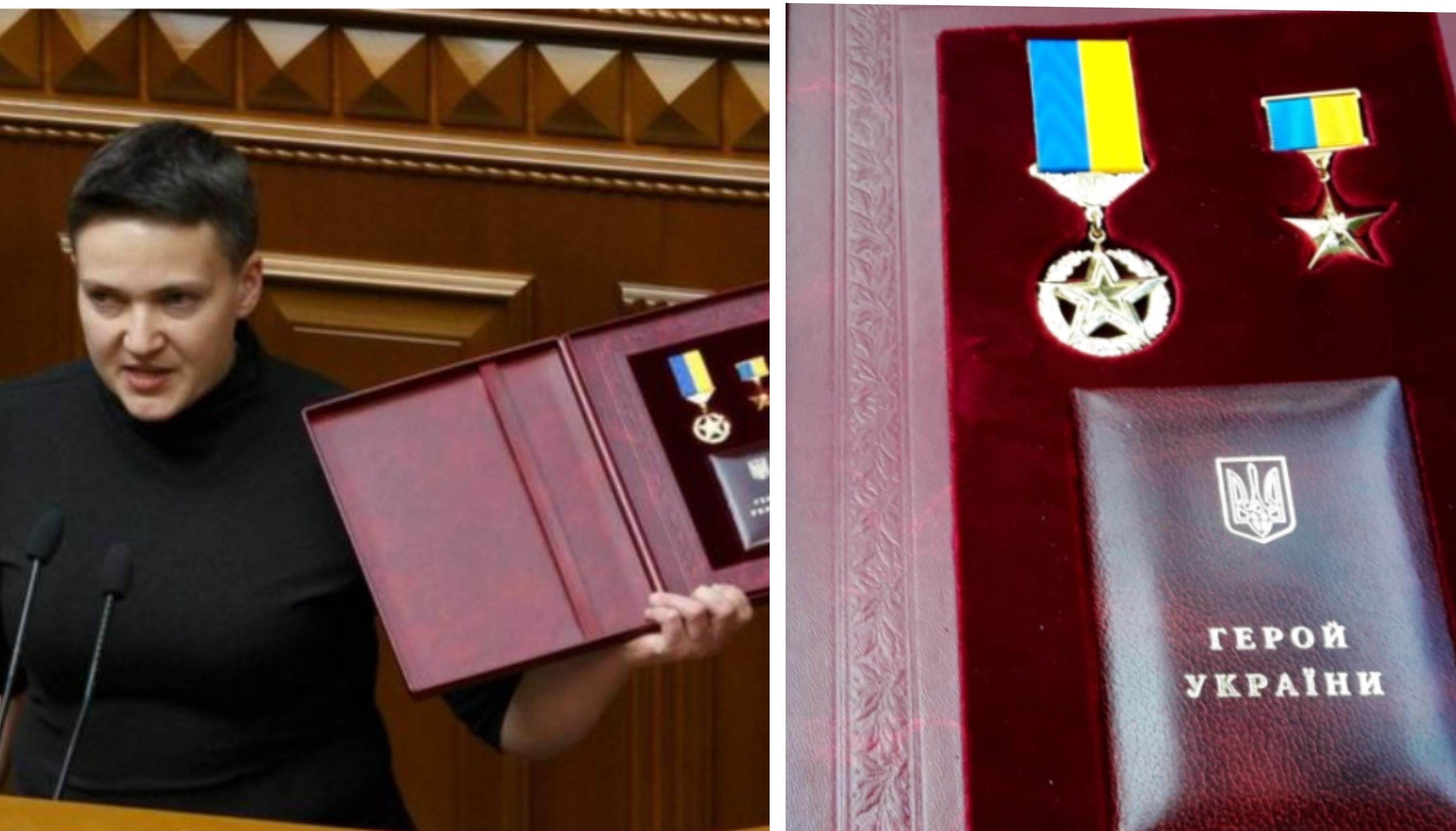 Савченко, яка попалася на підробці сертифікату про вакцинацію, хочуть позбавити звання Героя України…