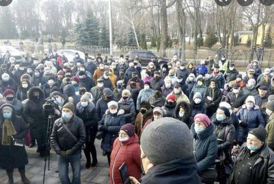 Повстає місто за містом: Українці повстали через тарифи на газ, кадри: люди готовій йти на штурм і налаштовані рішуче